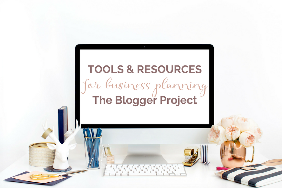 Business Planning Toolkit for Bloggers