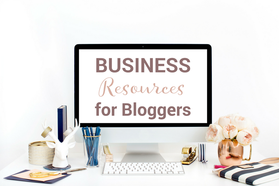 Business Resources for Bloggers
