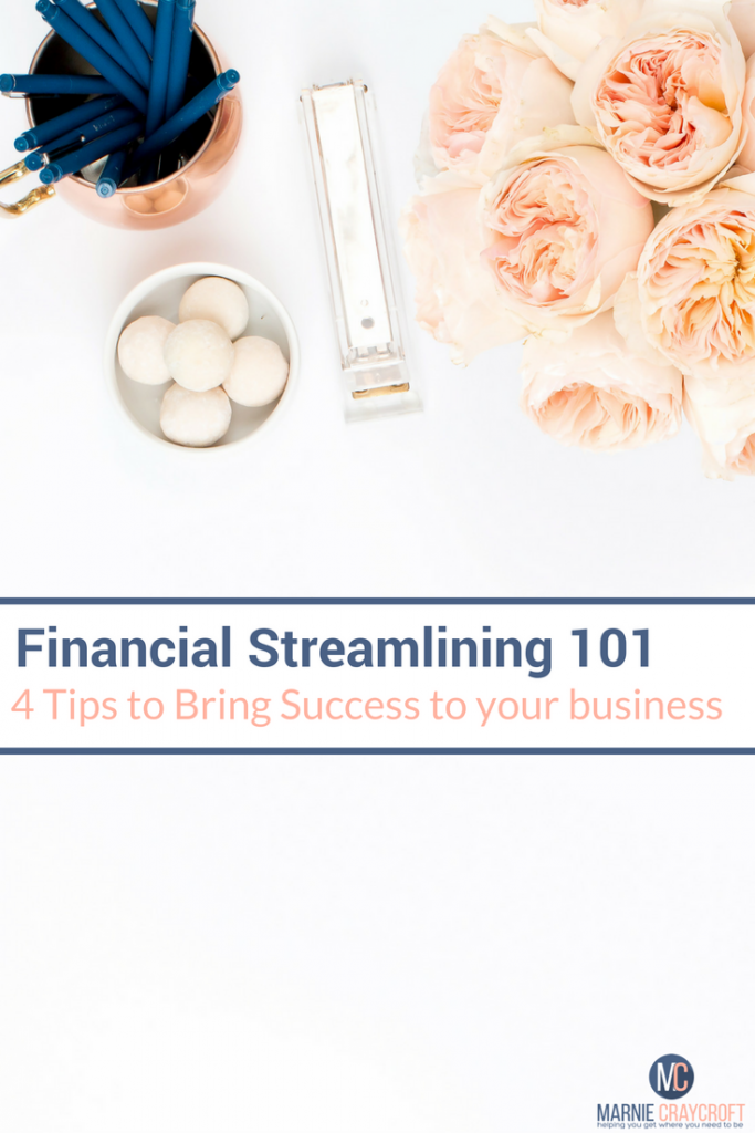 Financial Streamlining for Bloggers 101