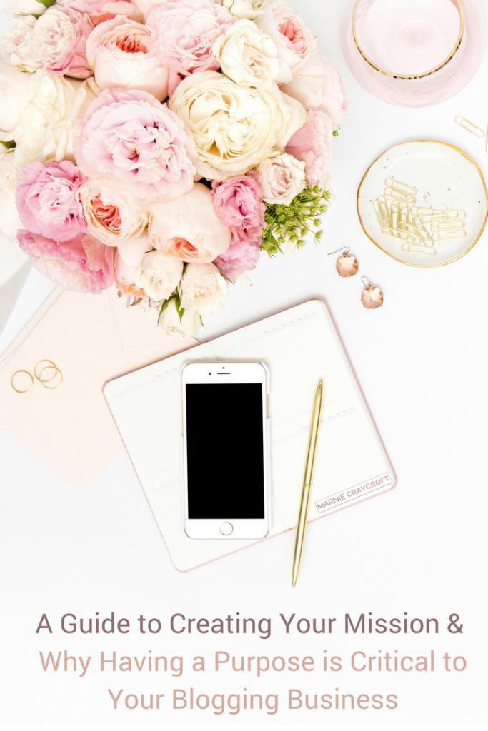 How to Create a Mission Statement for Your Blogging Business