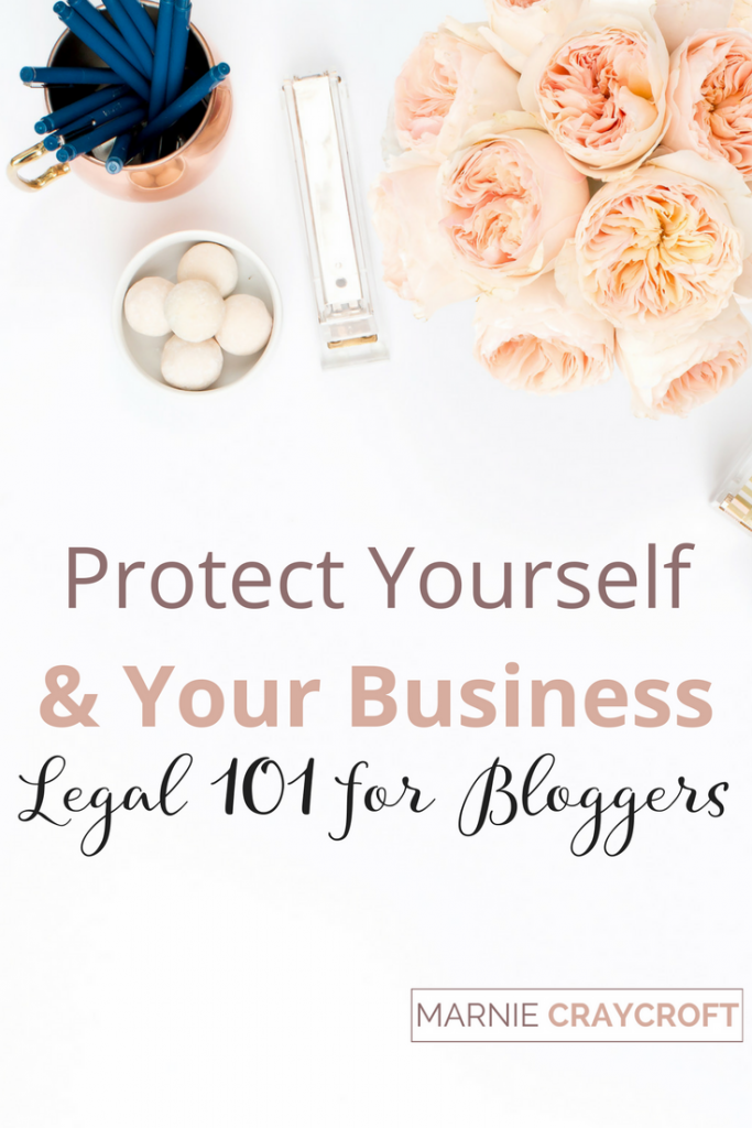 The Importance of Contracts - Business Planning for Bloggers