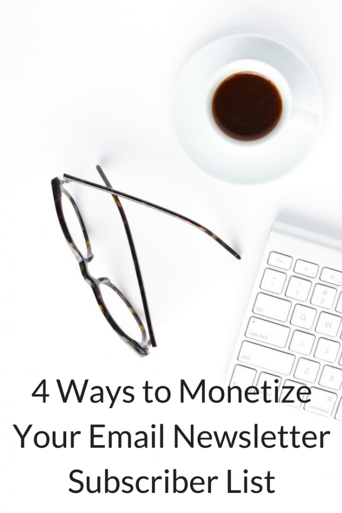Monetize Your List