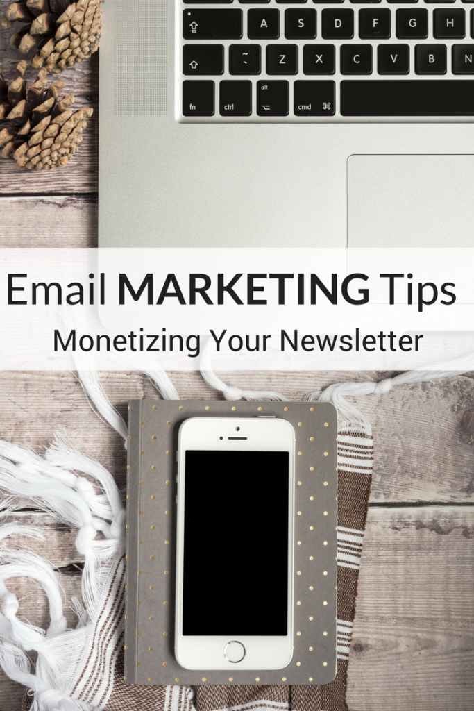 Email Marketing Tips for Bloggers: How to Monetize Your Newsletter