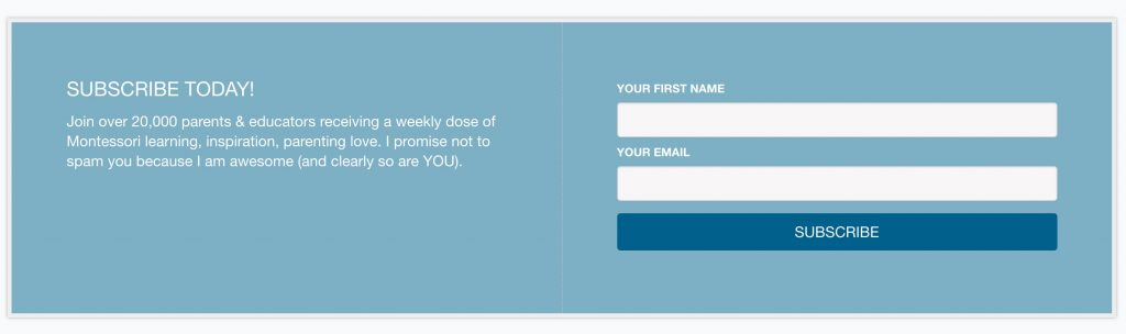 Customized Form in ConvertKit