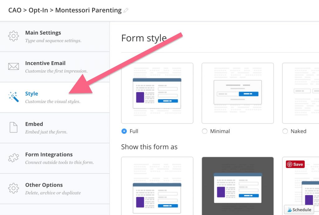 How to Customize Your ConvertKit Forms